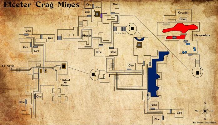 Dungeon Maps - NBNN News